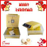 Mini codorniz automáticas Hatcher com a incubadora de 48 ovos