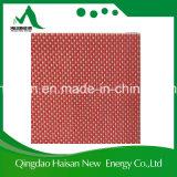 25m Comprimento do rolo Tecidos de sombra solar de espessura de 0.58mm para artesanato de bambu artesanal