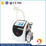 Máquina bipolar do vácuo de Cryolipolysis da cavitação do laser do RF Lipo