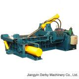 Prensa hidráulica de la chatarra de la prensa de la chatarra de la prensa de la prensa del metal que recicla la máquina que recicla el equipo-- (YDF-63A)