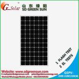 mono módulo solar de 33V 280W- 310W con la tolerancia positiva (2017)