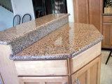 Bancada de mármore da cozinha e do banheiro