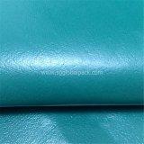 Encerado do PVC da cor do azul de marinha usado para as tampas do caminhão