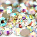 2016 no Rhinestones de Hotfix Flatback, Rhinestones cristalinos de Flatback (KT-NHF01)
