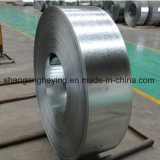 O aço galvanizado mergulhado quente Sheet/Gi de SGCC cortou a tira do aço inoxidável para o disconto