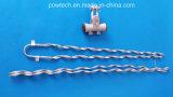 Doble de Suspensión Abrazadera para el Cable ADSS/ Accesorios para Cables/ Accesorios ADSS