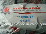 Pièces de rechange de moto de la Chine de tube de butyle de pneu et de tube