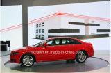 Plataforma giratória do carro para estacionamento do carro da mostra de carro a plataforma de giro do auto