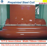 Prepainted電流を通された鋼鉄コイルカラー鋼板の建築材