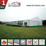 Роскошная Свадьба Marquee Палатка со стеклянными стенами и стеклянные двери