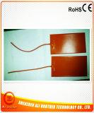 calefator da borracha de silicone de 400*150mm 12V 100W