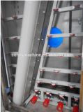 Chaîne de la production Lbz2200 en verre isolante verticale