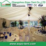 Beacutifulの内部の装飾が付いている安い結婚式のテント