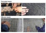 Сетка веревочки нержавеющей стали