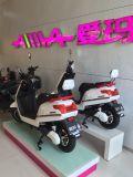 Le scooter électrique populaire à grande vitesse d'Aima 60V 500W Suis-Medi