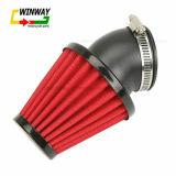 Ww-9217 Mix Color Motorcycle Part Filtro de ar para todos os modelos