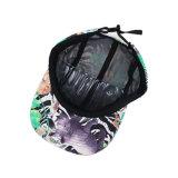Sombrero tejido impresión al por mayor del panel de la escritura de la etiqueta 5 de la sublimación del tinte