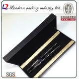 ペーパー筆箱のVapeのプラスチック金属球ポイントペンのDermaのプラスチックボールペン(YS19M)