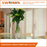 Pure White Indoor New Australia Style Basswood Plantation Shutter