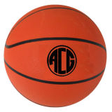 Basket-ball, basket-ball en caoutchouc, boule de promotion, boule de cadeau