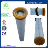Патрон воздушного фильтра полиэфира Ccaf для собрания пыли