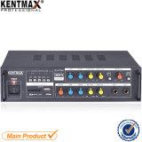 Amplificador del mezclador de la potencia del jugador de Digitaces MP3 del precio bajo de Gv10n mini