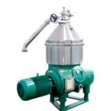 De plantaardige olie centrifugeert