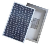 12V 20W Poly Solar Panel pour Solar Traffic Lighting System