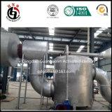 Four rotatoire pour l'usine de charbon actif