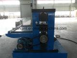 Máquina de gravação azul do mar da construção de aço da qualidade superior