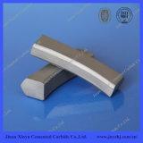 Минирование оборудует биты цементированного карбида Yg11c плоские