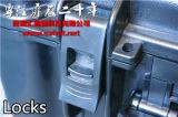 Emittente di disturbo militare portatile del cellulare di alto potere delle 5 scanalature (Battry incorporato), emittente di disturbo portatile militare del segnale della bomba, stampo della bomba del telefono cellulare