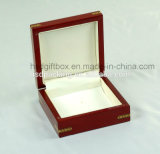 Wooden Velvet Jewellery Packaging Gift Box