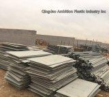Encofrado plástico de la construcción del PVC de China