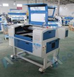 CNC più basso Metal Cutting Machine 600*400mm con il laser Tube di Certificate Lowest Price Metal Cutting CO2 del CE