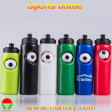 600-750ml BPA Free Sports Bottle com bola