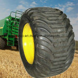550/60-22.5 Pneumáticos agriculturais do reboque da flutuação da maquinaria de exploração agrícola
