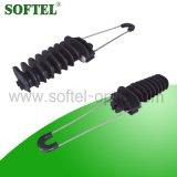 Kabel-Spannkraft-Schelle der Sackgasse-Schelle-ADSS