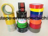 Cinta multicolora barata del embalaje de las ventas de la fábrica de Guangzhou sin pegamento residual/la cinta transparente del color