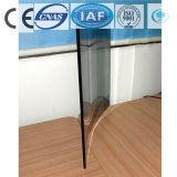 El gris/el flotador teñido/claro del bronce/templó el vidrio reflexivo para el edificio