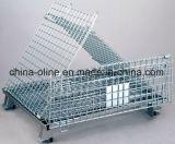 鋼鉄記憶装置の網の容器(800*600*640)