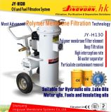 Hydraulic Oil Bypass Filter/Water Separator/Lubricating Oil Purifier for Refinery/Circular Process/Fuel Regeneration with Reusable Elements Long Service Life