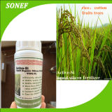 Organic liquide Actif-SI Silicon Fertilizer pour Cotton/Rice/Wheat