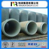 工場が付いているプレストレストコンクリートシリンダー管(PCCPの管)