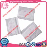 Almofadas descartáveis dos cuidados do algodão da absorvência super, almofada do peito/almofada do leite