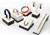 Juwel-Bildschirmanzeige-Regal setzt Standplatz-Tellersegment für Ring Pendatns Armband-Armband-Halskette (Ys60)