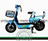 Bâti en acier de scooter électrique d'acide de plomb de deux roues