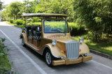 coche clásico eléctrico 11-Seat