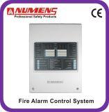 2 зона, 24V, обычная панель контроля системы пожарной сигнализации (4000-01)