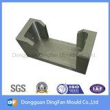 Pezzo meccanico di CNC di alta precisione fatto di alluminio